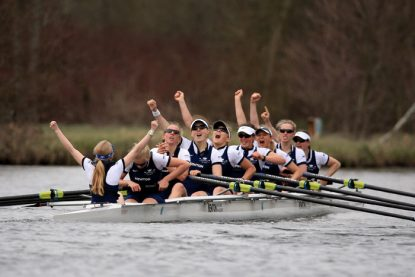 Oxford Women's Boat Crew