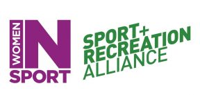 logo of Women in Sport and Sport and Recreation Alliance