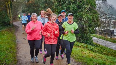Image for Why Are Women Reluctant to Run? – Experiences of parkrun