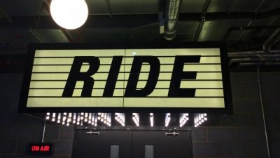1Rebel Ride sign