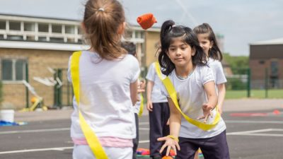 Image for Research Report: Changing the Game for Girls – Getting Girls Active
