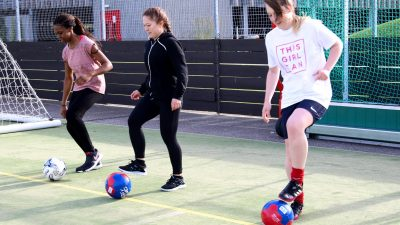 Image for This BUCS Girl Can – Getting Female Students Active