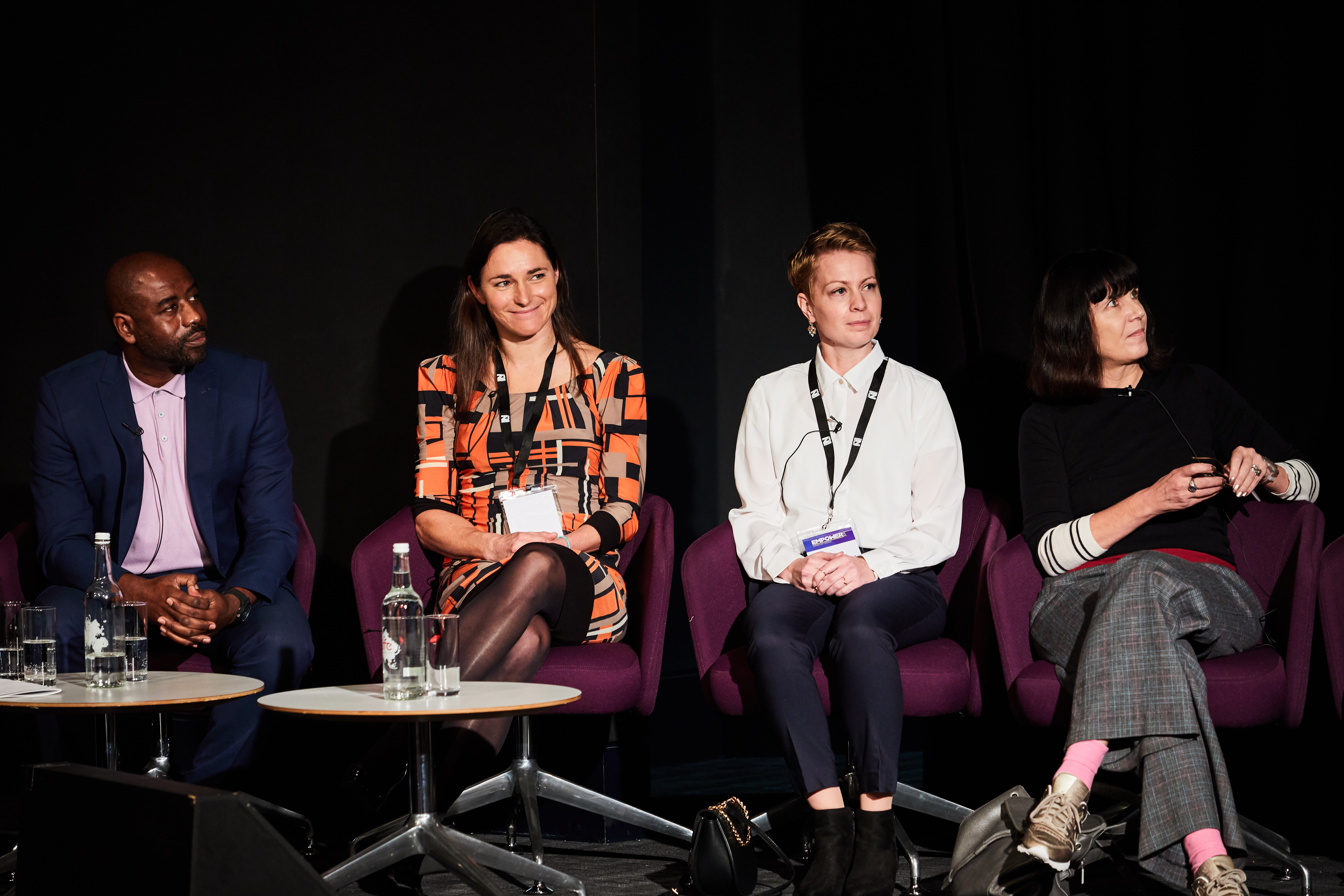 Panellists at the Empower Conference