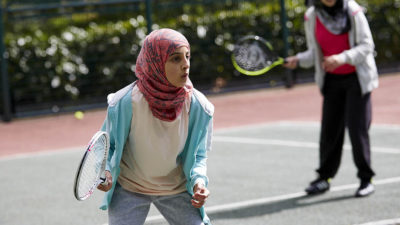 Image for Podcast: Removing the barriers to sport for Muslim girls