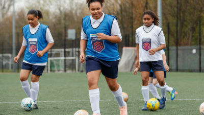 Image for Podcast: Girls football- making the most of the Women's World Cup